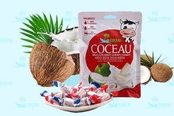 Kẹo sữa dừa mềm A-V-C