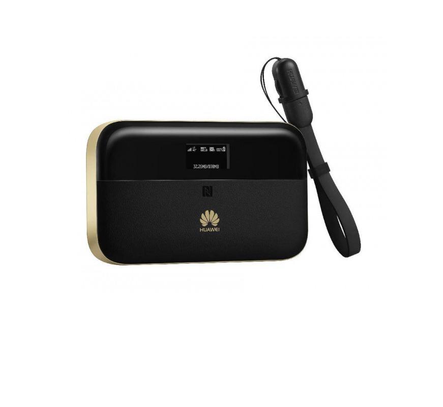 Bộ Phát Wifi 3G/4G Pro Huawei E5885, tốc độ 4G 300Mbps, Hỗ Trợ 32 User, Có Lan, Pin 6400mAh Kiêm Pin Xạc Dự Phòng