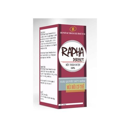 Bột thảo dược giảm hôi nách và mùi cơ thể Rapha perfect