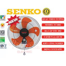 Quạt treo tường Senko TC1882 cánh 18 inch