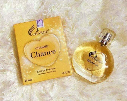 Nước Hoa Nữ Charme Chance 30ml