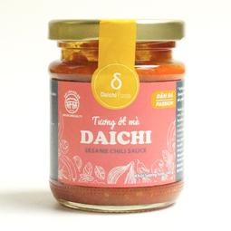 Tương ớt mè Daichi - Đặc sản Hội An (Vị đậm đà) (145g)