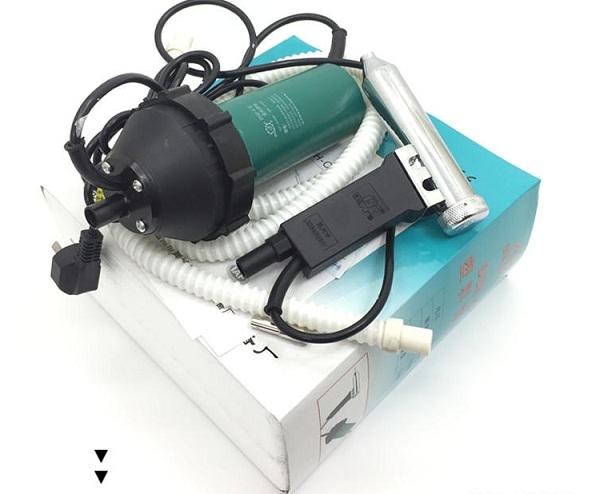 Máy hàn nhựa cầm tay DSH C - súng hàn nhựa 1080W