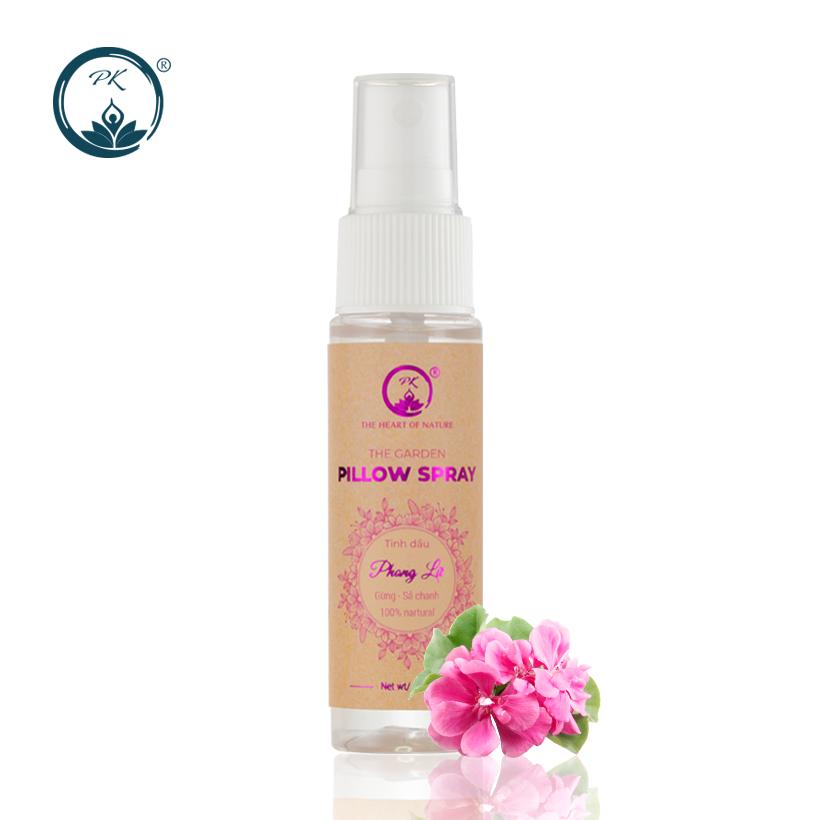 Xịt khử mùi giúp ngủ ngon tinh dầu Phong Lữ PK 30ml