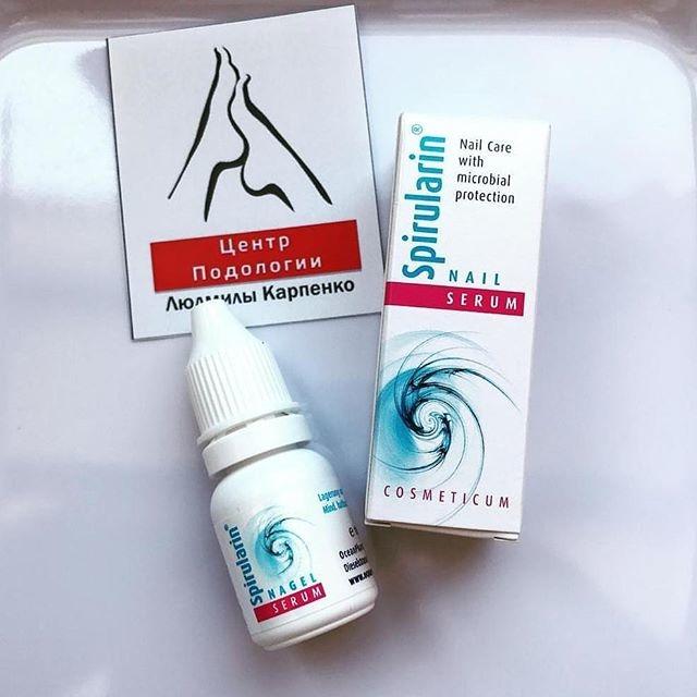 Spirularin® Nagel Serum Trị nấm & phục hồi móng hư tổn