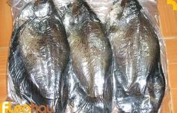 500Gr Khô cá sặc không mặn loại 1 - Mỗi Kg từ 8 đến 11 con - Bạc Liêu nhà làm hút chân không