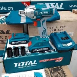 Máy siết bu lông dùng pin 20V MAX Total TIWLI2001