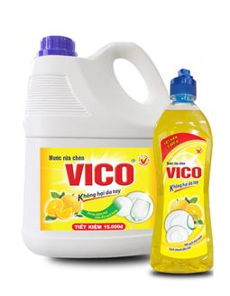 Nước rửa chén VICO 1,5 kg