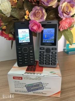 Điện thoại di động V6214 2 SIM - 2 Sóng