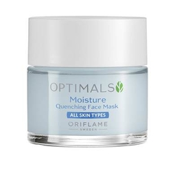 Mặt nạ dưỡng ẩm Optimals Moisture Quenching Face Mask