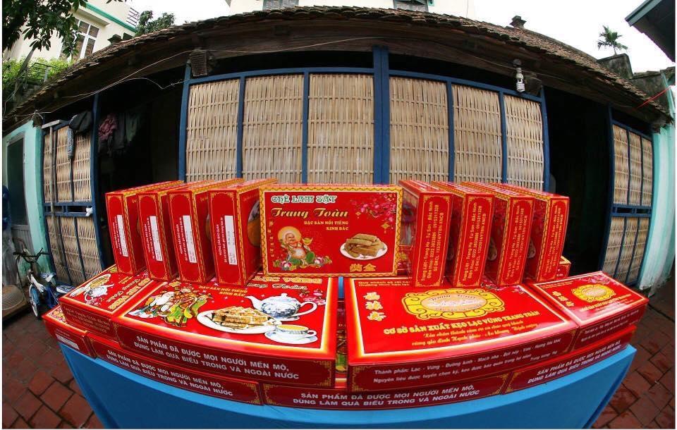Chè Lam Sặt Trang Toàn - 1kg