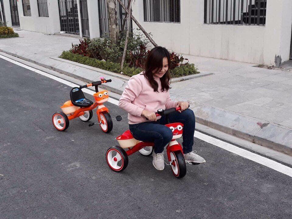 Xe đạp 3 bánh SJBB