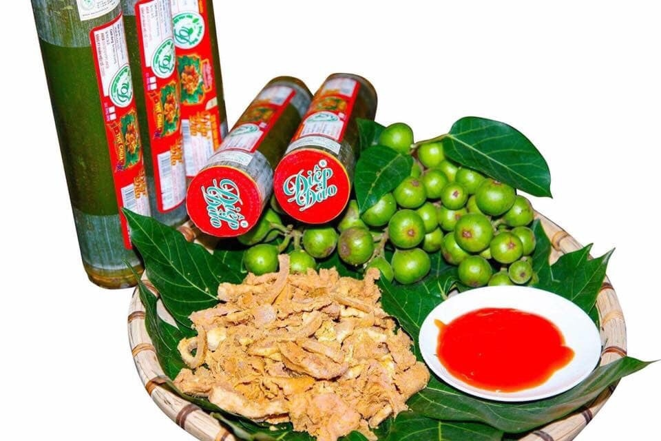 Thịt chua Thanh Sơn_Đặc sản miền Đất Tổ (Combo 5 hộp)