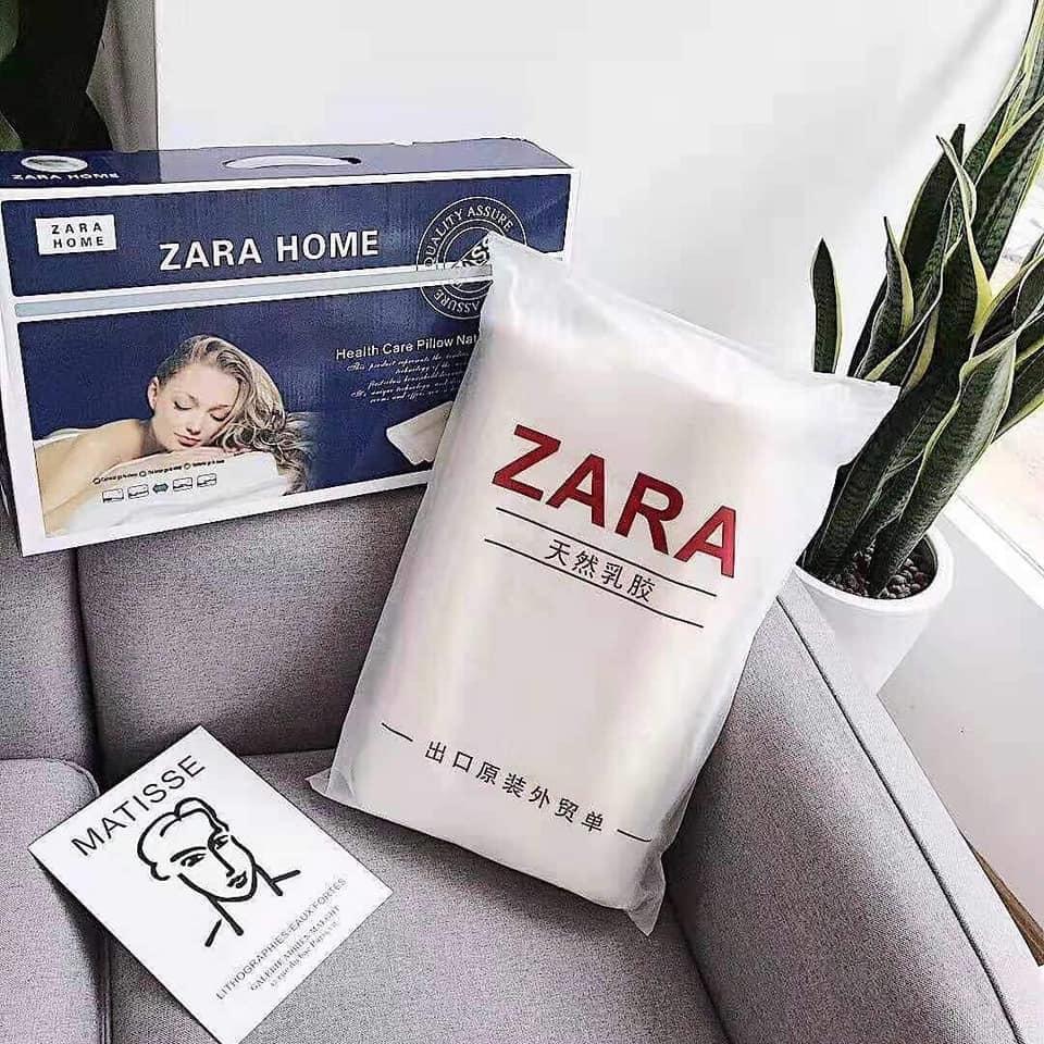Gối cao su non Zara