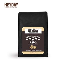 Bột ca cao sữa Heyday - 1kg (2 túi 500g)