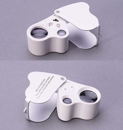 Kính lúp cầm tay mini 30x- 60x v2