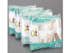 combo 3 túi quần lót giấy dùng 1 lần QT giá rẻ túi 5 chiếc