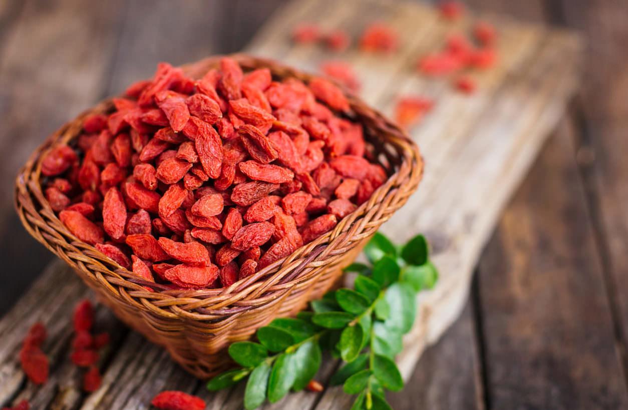 Kỷ tử đỏ hạt to_Mộc Trà - Trà hoa Đà Nẵng - P99361 | Sàn thương ...