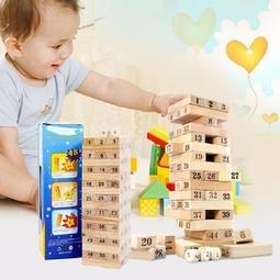 Combo 2 Bộ rút gỗ thông minh rèn trí thông minh cho bé