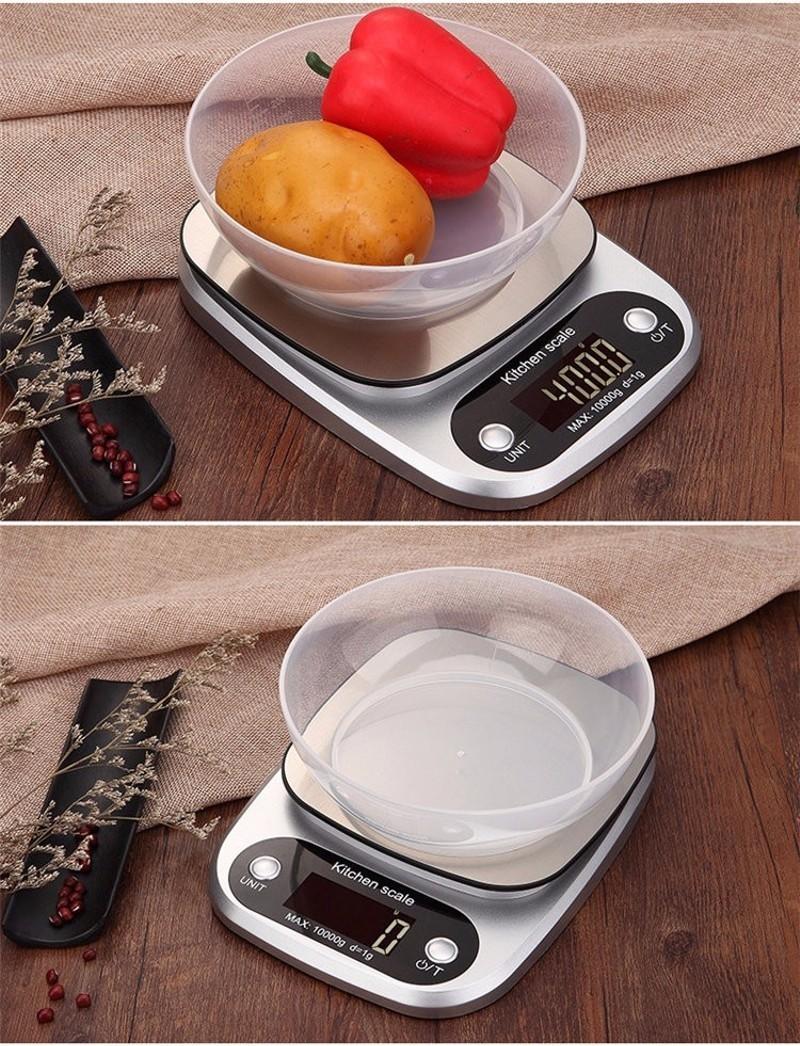Cân điện tử 10kg kitchen scale