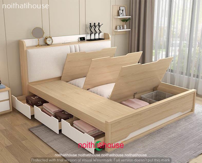 giường ngủ thông minh