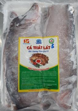 Cá Thát Lát rút xương tẩm gia vị