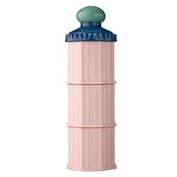 Hộp đựng chia sữa 3 ngăn Dr Betta castle màu hồng tím