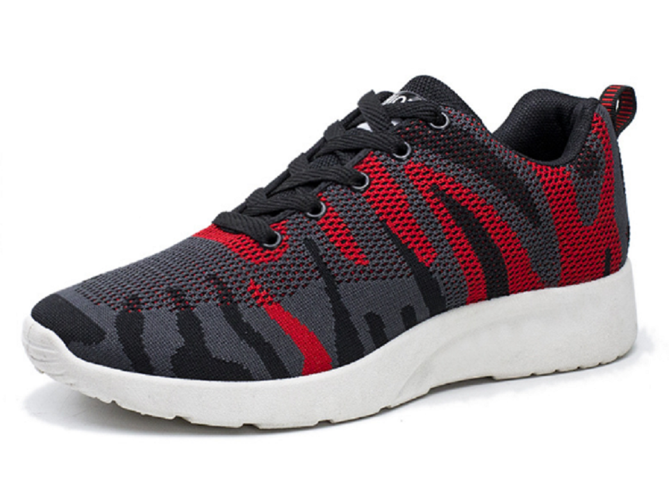 Giày Sneaker nam GTT - 002 tặng kèm lót giày tăng chiều cao