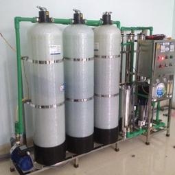 Máy lọc nước RO công nghiệp 1000L/H