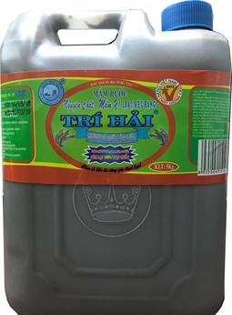Mắm ruốc nguyên chất cao cấp Trí Hải 5kg
