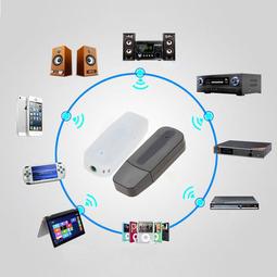 USB thu phát bluetooth- Kết nối loa thùng không cần dây nối