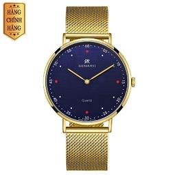 Đồng hồ nam SENARO Every Time Large 66017G.GSG- Thương hiệu Nhật Bản chính hãng