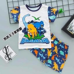 bộ đồ cho bé mẫu ba con khủng long