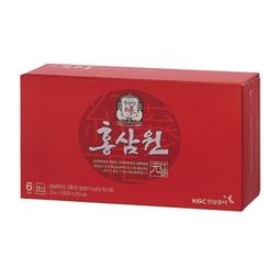 Nước Tăng Lực Hồng Sâm Won hộp 10 chai KGC Cheong Kwan Jang
