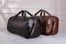 Túi xách du lịch cỡ lớn Mandino move1 da chống thấm nước ( thêm ngăn để giày cao cấp)