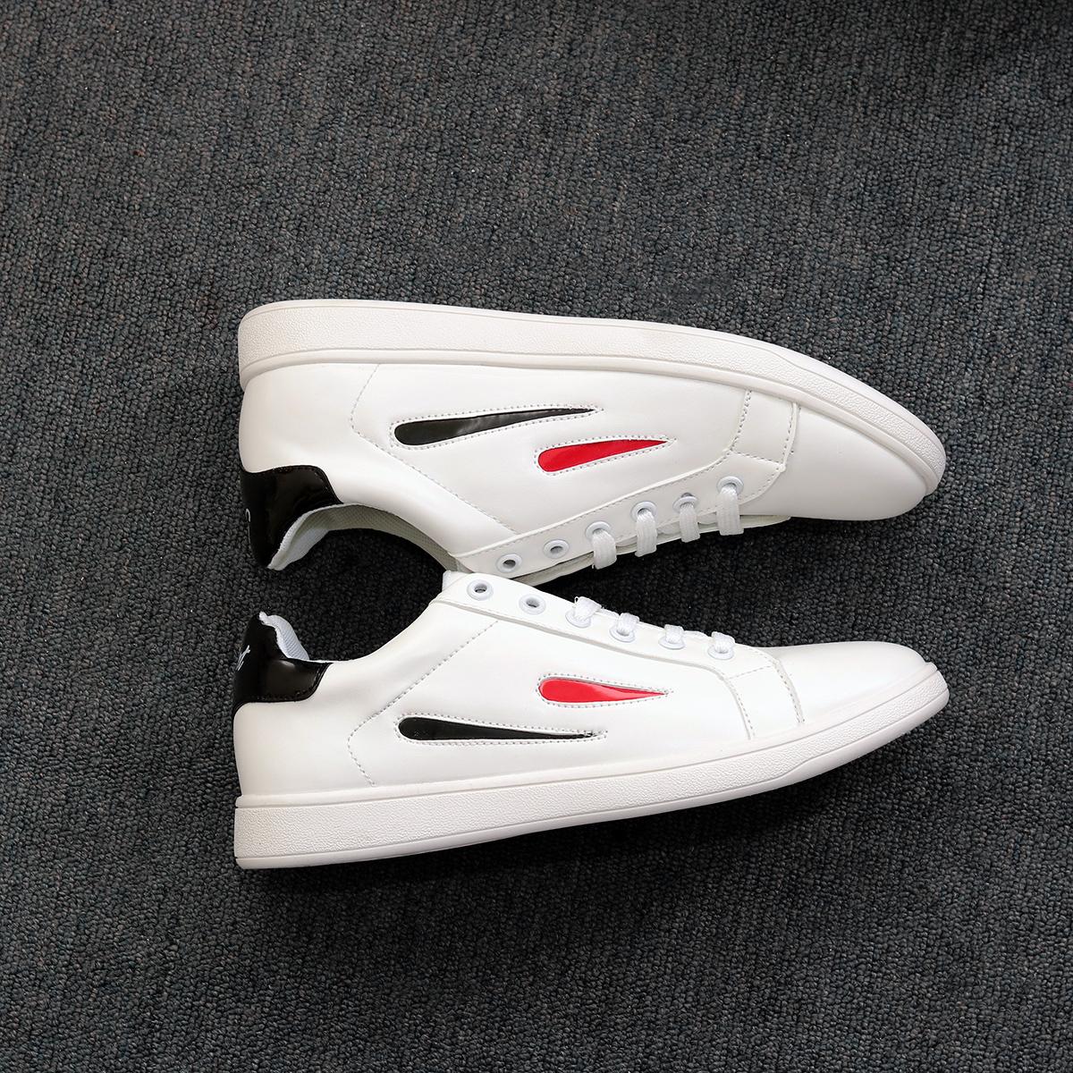 Giày sneaker nam, Giày thể thao nam hot trend 2019, Tặng Tất khử mùi nano