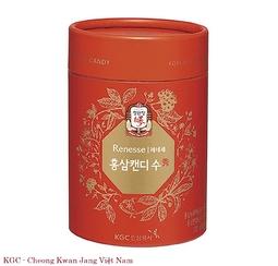 Kẹo Hồng Sâm KGC Cheong Kwan Jang Candy 120g Renesse KRG