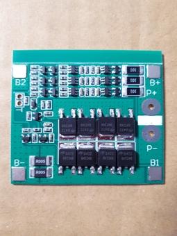 Mạch Sạc và bảo vệ pin lithium 3s 25A