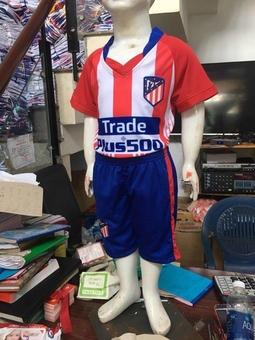 Bộ thể thao bé trai CLB Atletico