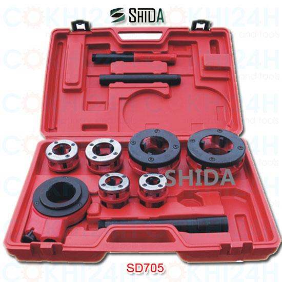 Bộ ren ống bằng tay 2 inch SD705