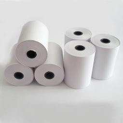 Thùng 100 cuộn giấy in hóa đơn nhiệt K57, K58 phi 38 giá rẻ