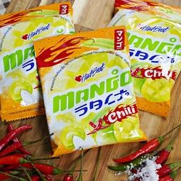 Kẹo Xoài Muối Ớt Thái Lan 40g