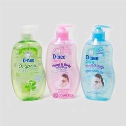 Sữa tắm Dnee cho bé 380ml