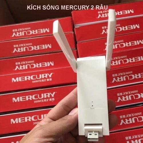 Mở Rộng Sóng Wifi Mercury 2 Ăngten