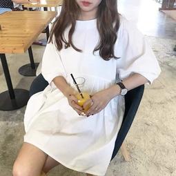 Đầm babydoll trắng
