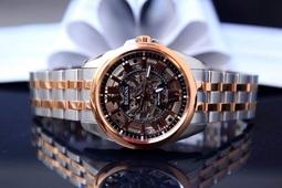 Đồng hồ BULOVA Skeleton Automatic Men Watch 98A166