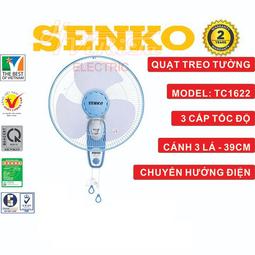 Quạt treo tường Senko TC1626