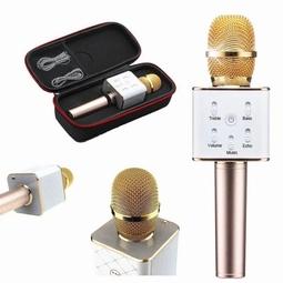 Micro hát Karaoke Loa Bluetooth Q7 3 in 1