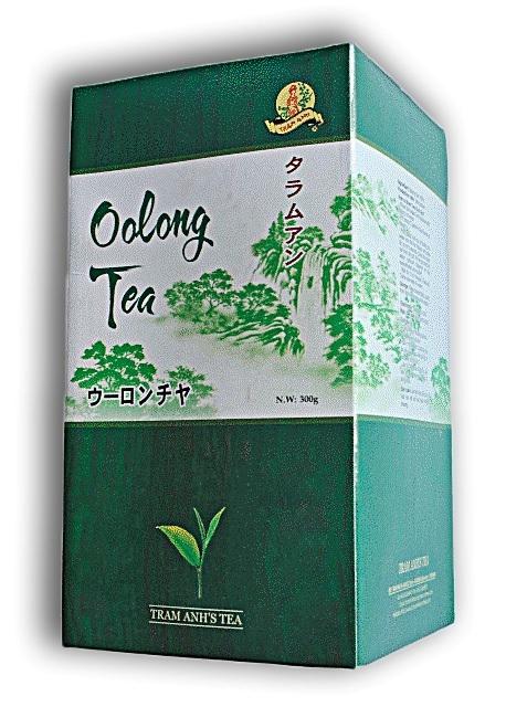 Trà Olong hộp giấy Kim Tuyên Phước Lạc