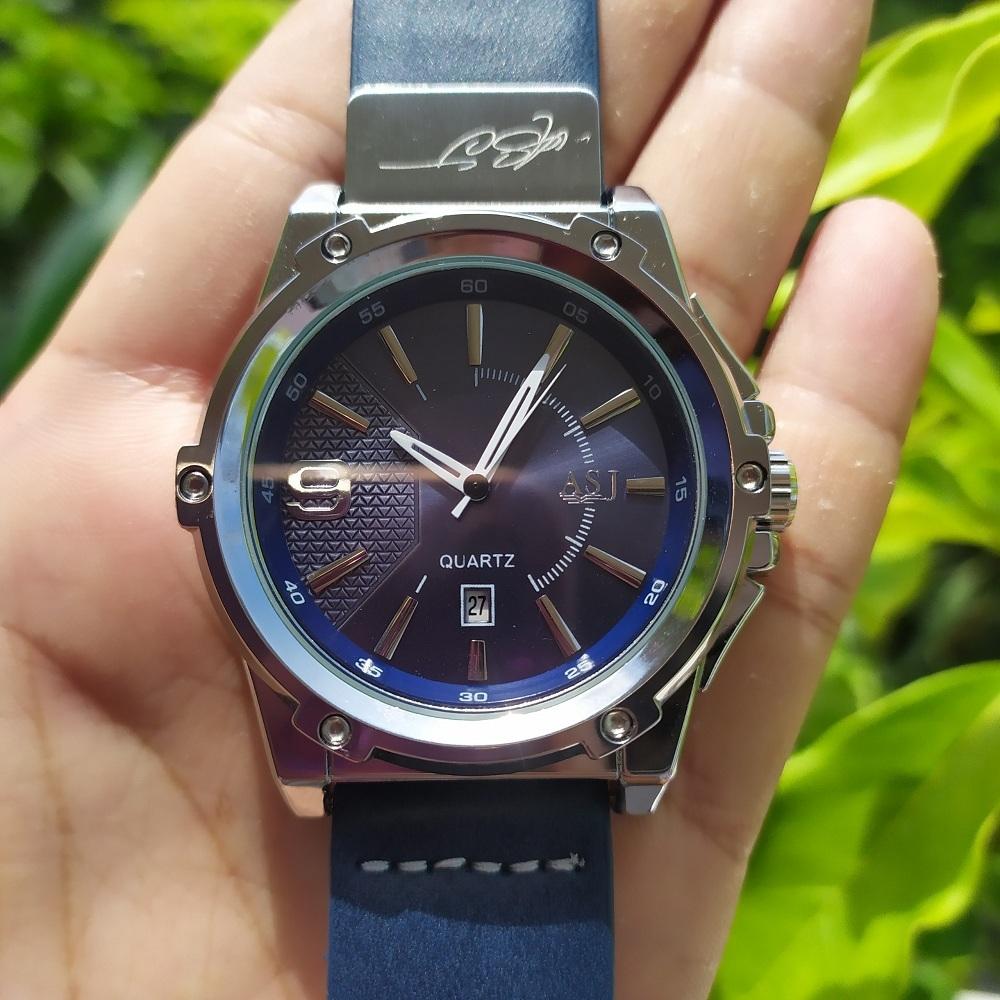 Đồng hồ nam ASJ phong cách máy nhật